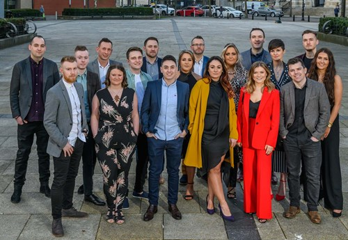 mcs group belfast it team digitla dna 2019